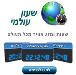 שעון עולמי
